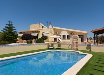 Thumbnail 4 bed detached house for sale in Almoradi, Costa Blanca South, Spain