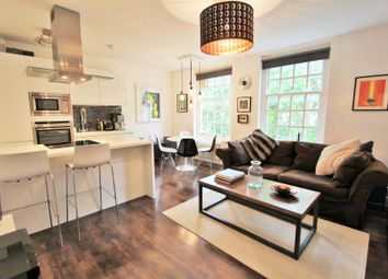 Thumbnail 2 bed flat for sale in Erasmus Street, London