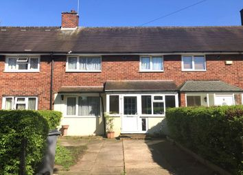 Thumbnail 3 bed terraced house to rent in Bannerlea Road, Kingshurst, Birmingham