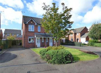 Thumbnail 2 bed semi-detached house for sale in Caulstran Road, Dumfries, Dumfries And Galloway