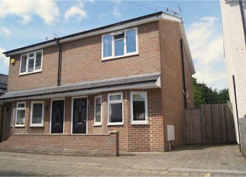 Thumbnail 2 bed semi-detached house for sale in King Edward Road, Waltham Cross