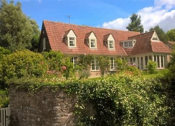 Thumbnail 4 bed detached house for sale in Pilton, Somerset