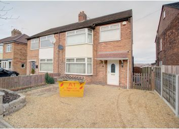 Thumbnail 3 bed semi-detached house to rent in Garfield Crescent, Hanford, Stoke-On-Trent