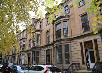Thumbnail 3 bed flat to rent in Flat 2/1, 5 Lorraine Gardens, Dowanhill, Glasgow