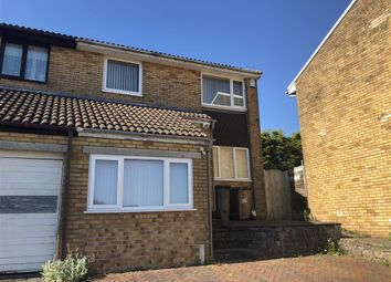 Thumbnail 3 bed property to rent in Mountside, Risca, Newport