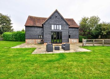 Thumbnail 3 bed barn conversion to rent in Henley Road, Marlow