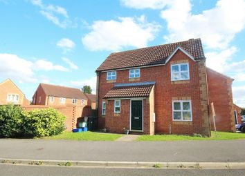 Thumbnail 3 bedroom detached house for sale in Riverside Close, Barlby, Selby