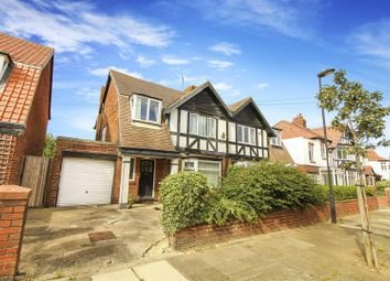 Thumbnail 3 bed semi-detached house for sale in Brierdene Crescent, Whitley Bay