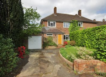 Thumbnail 3 bed semi-detached house for sale in Banner Farm Road, Tunbridge Wells
