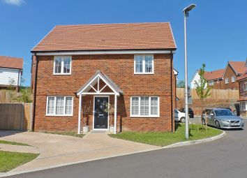 Thumbnail 3 bed detached house for sale in Woodacres Way, Hailsham