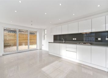 Thumbnail 3 bed flat to rent in Donaldson Road, London