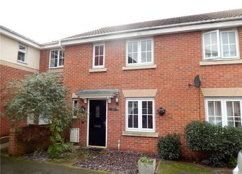 Thumbnail 3 bed terraced house to rent in Read Close, Fernwood, Newark