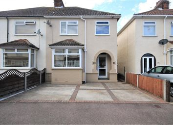 3 bed semi-detached house for sale in Coronation Road, Clacton-On-Sea CO15