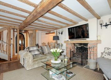 Thumbnail 2 bed terraced house to rent in Oakdene, The Common, Cranleigh