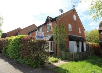 Thumbnail 1 bed terraced house for sale in Anton Way, Aylesbury