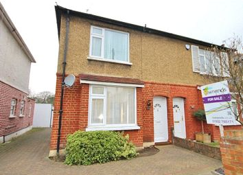 Thumbnail 2 bed semi-detached house for sale in Green Lane, Sunbury-On-Thames, Surrey
