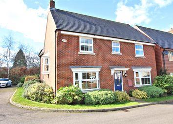Thumbnail 4 bed detached house for sale in Butler Drive, Lidlington, Bedford