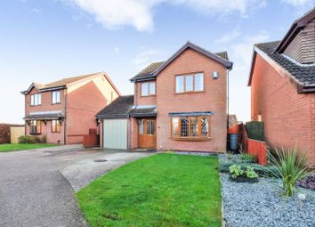 Thumbnail 3 bed detached house for sale in Shaw Drive, Scartho, Grimsby