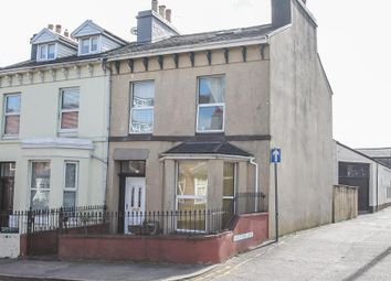Thumbnail 4 bed end terrace house for sale in Derby Road, Douglas, Isle Of Man