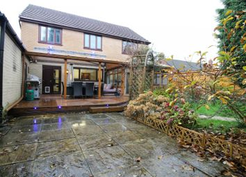 Thumbnail 4 bed detached house for sale in Wigan Road, Leigh, Greater Manchester