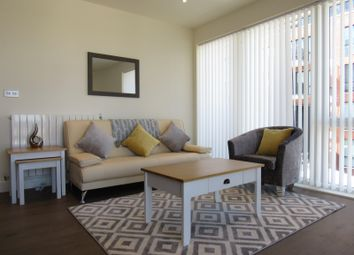 Thumbnail 2 bed flat for sale in Europa House, Royal Arsenal Riverside, London