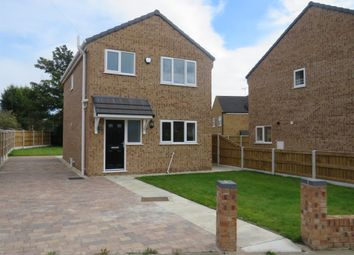 Thumbnail 3 bedroom detached house for sale in East View, Campsall, Doncaster