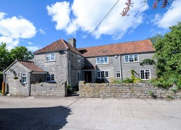 Thumbnail 4 bed farmhouse to rent in Catcombe, Somerton