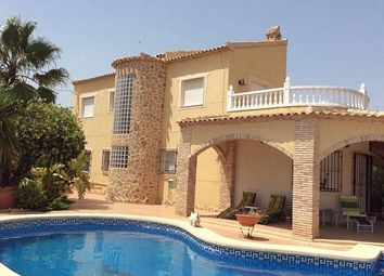 Thumbnail 4 bed villa for sale in Fortuna, Murcia, Spain