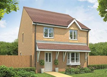 Thumbnail 4 bed detached house for sale in Plot 92, Off Tilling Drive, Stone