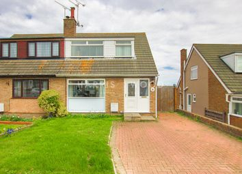 Thumbnail 2 bed semi-detached house for sale in Witch Elm, Harwich