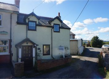 Thumbnail 2 bed end terrace house for sale in Bwlch Y Gwynt Road, Colwyn Bay