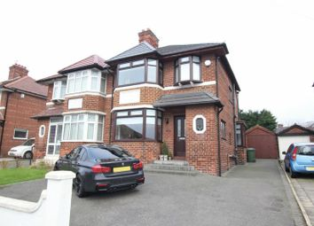 Thumbnail 3 bedroom semi-detached house for sale in Northwood Road, Prenton, Wirral