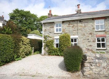 Thumbnail 2 bed end terrace house for sale in Comfort Road, Mylor Bridge, Falmouth