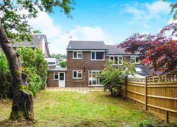 Thumbnail 3 bed semi-detached house for sale in Cob Close, Crawley Down, Crawley