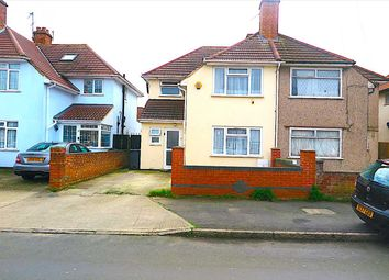 Thumbnail 6 bed semi-detached house for sale in St. Heliers Avenue, Hounslow
