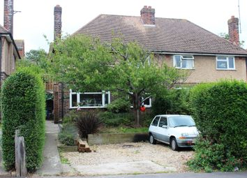 Thumbnail 3 bed semi-detached house for sale in Vale Road, Seaford
