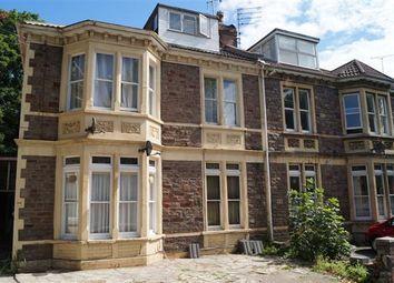Thumbnail 5 bedroom flat to rent in Cranbrook Road, Redland, Bristol