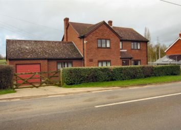 Thumbnail 4 bed detached house to rent in Knowl Green, Belchamp St. Paul, Sudbury