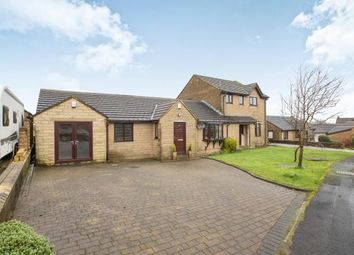 Thumbnail 4 bed bungalow for sale in Heatherlands Avenue, Denholme, Bradford, West Yorkshire
