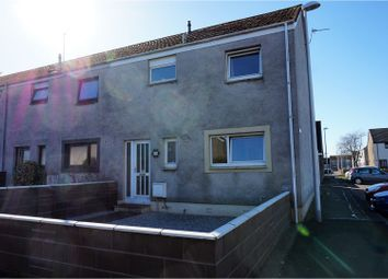 Thumbnail 3 bed end terrace house for sale in Ravensby Road, Carnoustie
