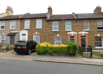 Thumbnail 3 bed terraced house to rent in Sandhurst Road, London