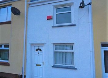 Thumbnail 2 bedroom terraced house to rent in Worcester Street, Brynmawr, Ebbw Vale