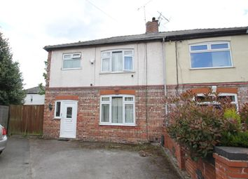 Thumbnail 3 bed semi-detached house for sale in Cooper Street, Stretford, Manchester