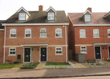 Thumbnail 3 bed end terrace house to rent in London Road, Welwyn