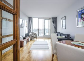 Thumbnail 1 bed flat for sale in Westcliffe Apartments, 1 South Wharf Road, London