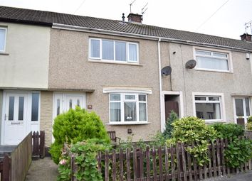 Thumbnail 2 bed terraced house for sale in Needham Drive, Workington