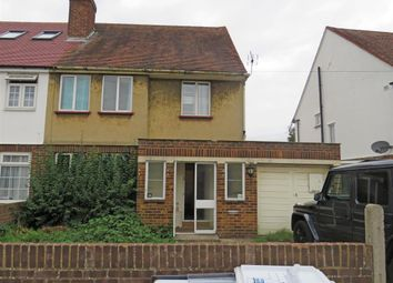 Thumbnail 3 bed terraced house for sale in Royal Lane, West Drayton