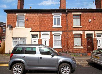 Thumbnail 2 bed terraced house to rent in Duke Street, Heron Cross, Stoke-On-Trent