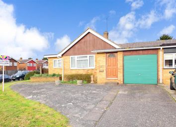 Thumbnail 3 bed semi-detached bungalow for sale in Higham View, North Weald, Epping, Essex