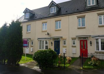 Thumbnail 4 bed town house to rent in Glan Yr Afon, Gorseinon, Swansea